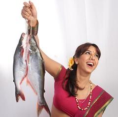 South Actress SANJJANAA Photos Set-6-Mahanadi Clips (17)