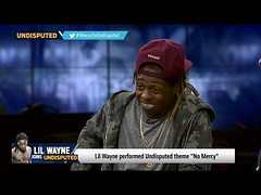 Lil Wayne explains retirement rumors, 'Undisputed' theme song | UNDISPUTED (Download Youtube Videos Online) Tags: lil wayne explains retirement rumors undisputed theme song |