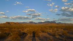 Big Bend NP Chisos Mountains