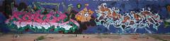 Ryck Wane (ryckwane) Tags: graffiti lettre lettres letters brussels bruxelles belgique belgium tag tags ric rik ryc ryk rick ryck riker rycke ricks rik1 wane ryckwane sms rfk ratsfinkkrew couleurs colors aerosol bombing fatcap fresque graff spray street graffitiart sprayart aerosolart mural wall painting mur muraliste peinture pièce spraycan lettrage terrain writer writers annuit coeptis perso characters