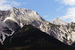 Hidden Views (czerwiony Smãtk) Tags: österreich austria tyrol tirol sky rocks range ridge mountains forest trees clouds canoneos6d canonef70200f4l shadow landscape outdoor alps