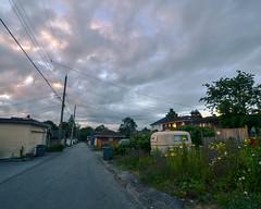 sunriseoncambridge (NatOnTheCoast) Tags: vancouver basement alley eastvan sunrise nikon canada eastvancouver morning calm
