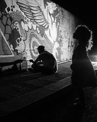 Voglia di imparare (nicokap) Tags: art canosa graffiti murales street streetart urban bn
