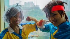 Inazuma Eleven x #AMG2016: 011 (FAT8893) Tags: amg2016 animangaki animangaki2016 cosplay inazumaeleven level5 malaysia soccer fubuki shirou shawn froste mamoru endou mark evans
