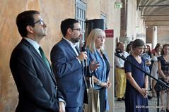 M9090137 (pierino sacchi) Tags: castellovisconteo il900 inaugurazione mostra museicivici pittura sindaco