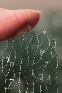 Handle with Care: Safety Glass Shard