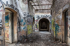 _O7A9162 (AntonyCASAFilms) Tags: urbex ue abandoned derelict decay fort military 19th century chartreuse