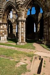 man shaped hole (pamelaadam) Tags: whitby whitbyabbey engerlandshire building abbey kirk faith spirituality august summer 2016 holiday2016 digital fotolog thebiggestgroup geolat54488316 geolon0607851