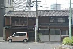 nagoya15835 (tanayan) Tags: urban town cityscape nagoya japan nikon j1    aichi road street alley