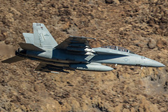 Boeing F/A-18F Super Hornet (Nick Collins Photography, Thanks for 2.1 million v) Tags: 166886 xe214 f216 boeing fa18f super hornet rainbow canyon aircraft aviation flying military usn canon 7dmk2 500mm low level