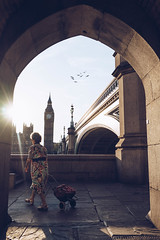 City of Westminster (nureco) Tags: sky city birds sunset people street water river travel religion sun light clouds tower old tourism urban architecture cityscape bridge building monument london uk england arch panoramic outdoors construction landmark column bigben westminster