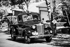 50th Annual Piedmont 4th of July Parade, Piedmont, California (Thomas Hawk) Tags: 4thofjuly america california eastbay fourthofjuly holiday independanceday july4 july4th piedmont usa unitedstates unitedstatesofamerica auto automobile bw car parade fav10