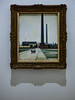 Factory at Widnes by L.S. Lowry (Steve Taylor (Photography)) Tags: factoryatwidnes lslowry laurencestephenlowry art artwork painting picture newzealand nz southisland canterbury christchurch city matchstick figures chimney factory manchester road bowlerhat industrial grime frame gallery