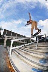 Churchill Skateboard Contest