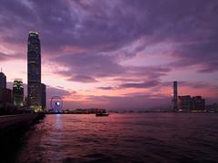 Twilight (Xuqing Jia) Tags: hongkong hongkongisland hk olympusm714mmf28 mzuikodigitaled714mmf28pro em5markii