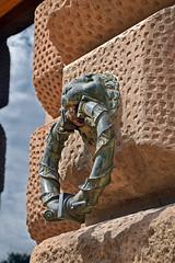 Carlos V Palace lion ring 01 (L. Charnes) Tags: alhambra granada spain carlosv renaissance