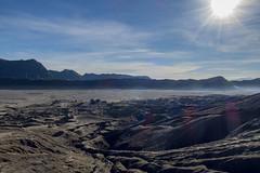 Some planet or MAD MAX ! (WonderAkira51) Tags: awesome caldera mountain landscape dune