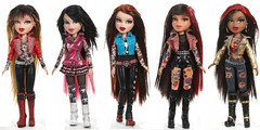 Bratz Crystalicious & Biker Babez prototypes on Bratz Boulevard (alexbabs1) Tags: news fall promo dolls boulevard photos line collection entertainment series biker mga exclusive totally 2012 bratz prototypes babez tattood mgae crystalicious fa12