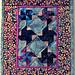 Mini Pinwheels, fiber, Karen Grant