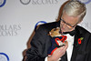 Paul O'Grady, Battersea Dogs & Cats Home's Collars & Coats Gala Ball 2012 held at the Battersea Evolution - Arrivals. London, England