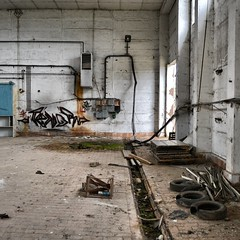 abandoned factory for juice and frozen fruits (milos.moeller) Tags: abandoned decay ruine derelict kombinat veb lostplace industrieruine mosterei frchteverwertung