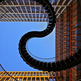 Stupendous Staircases Around The World
