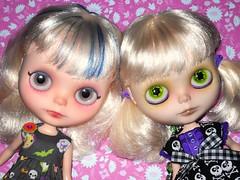 Double dose of creepy cuteness
