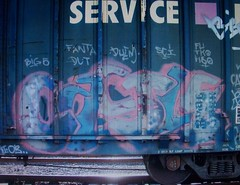 Casl SCI (Visual Chaos) Tags: train sci freights casl kasl oregongraffiti