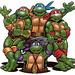 Frikstoria Pgm 9 Tortugas Ninja
