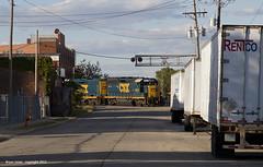Y123 CSX 6421-2 LouisvilleKY 9-23-12 (CSX4500) Tags: railroad train canon trains local csx emd csxt gp402 y123 ef24105lf4is eos7d