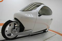 innovation electriccar gyroscope c1 electricvehicle... (Photo: IntelFreePress on Flickr)