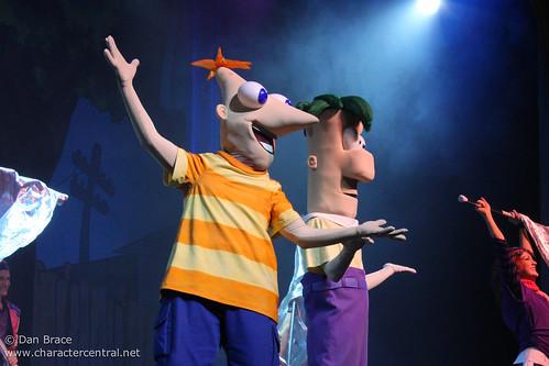 Phineas Tour