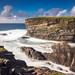 Northern cliffs