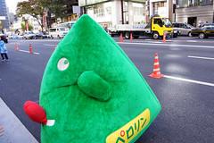 DSC04244.jpg (ntstnori) Tags: street tokyo ginza character  chuo 2012 yuruchara