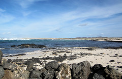 064 El Cotillo beach (Mark & Naomi Iliff) Tags: espaa beach spain fuerteventura naturist canaryislands islascanarias elcotillo