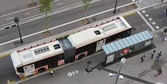 Nova xarxa d'autobusos (Francis Lenn) Tags: barcelona city bus public buses europa europe transport catalonia transportation catalunya metropolitan metropolitano autobuses públic metropolita autobusos