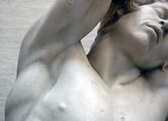 Barberini Faun, underarm