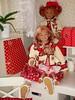 Sanrike mit Margie und Lillemore (Kindergartenkinder) Tags: dolls margie annette dirndl trachten himstedt lillemore kindergartenkinder sanrike