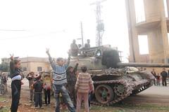 -          -- (   ) Tags: tank syria  aleppo fsa regiment liberated  46th snn          arabuprising syrianrevolution  freesyrianarmy   shaamnewsnetwork hge