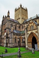 Transept nord ,cathdrale St Andr, Wells, Somerset, Angleterre, Royaume-Uni. (byb64) Tags: uk greatbritain inglaterra england architecture cathedral unitedkingdom gothic wells somerset cathdrale angleterre gran gothique medioevo middleage inghilterra gotico moyenage grossbritanien royaumeuni catedrala grandebretagne standr edadmedia standrewcathedral artgothique bretana gothiqueperpendiculaire
