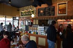 Brownstones | Amityville, NY (EastofNYC) Tags: newyork coffee pancakes restaurant cafe exterior tea interior toast strawberries longisland watermelon blueberry mickeymouse eggs seating latte blueberries southshore brownstones amityville omelete kidfriendly suffolkcounty merrickroad