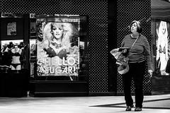 Optical Illusion (Joris_Louwes) Tags: canada shopping funny britishcolumbia victoria billboards