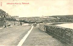 Not Gyllyngdune Road but Cliff Road, Falmouth (Tim Green aka atoach) Tags: cornwall falmouth