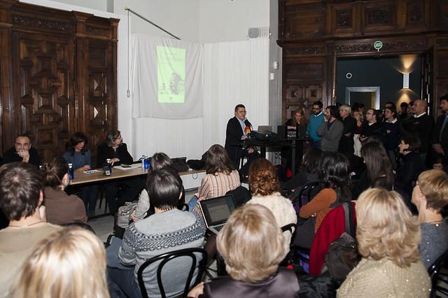 "Presentación del libro 'Ciberactivismo', de Mario Tascón y Yolanda Quintana • <a style=""font-size:0.8em;"" href=""http://www.flickr.com/photos/32810496@N04/8225764427/"" target=""_blank"">View on Flickr</a>"