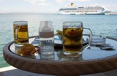 Viaggiare... (..::MrBlue::..) Tags: costa 35mm relax grecia birra viaggi crociera biberon ciuccio avent