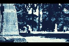 1849.. (the-island-boy) Tags: cemetery eugene gravestone eugeneoregon gravemarker oldentimes pioneercemetery oxteam
