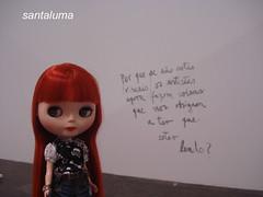 Aisha na 30° Bienal de São Paulo!!
