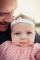 lydia and daddy (lilremke) Tags: baby love lydia daddydaughter