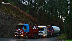 DSC_0784 (mondeladas) Tags: man portugal truck island mercedesbenz 500 samuel madeira ilha funchal scania tga transporte transportes tgs mp2 laso camião convoi exceptionnel actros 33480 44660 2646 143e reboques excepcional transzorras