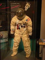 Scaphandre de l'poque de la mission Apollo (clementlambert67) Tags: cosmodme scaphandre astronaute laval